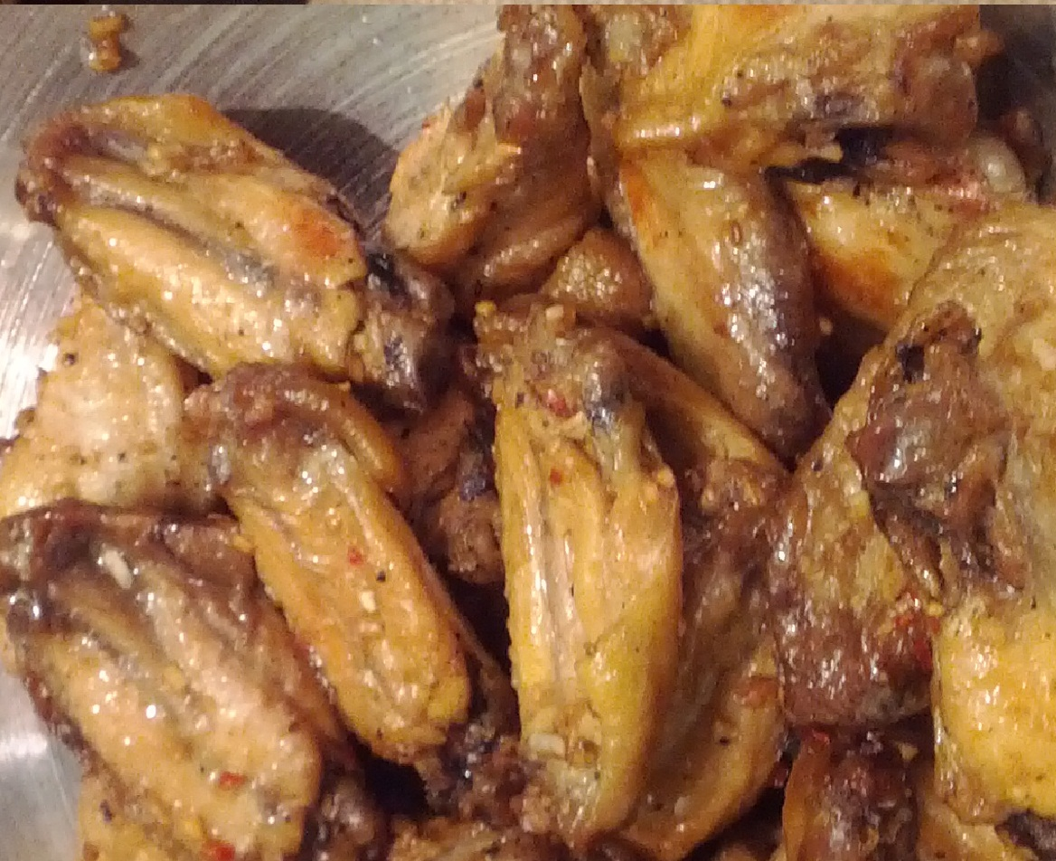 Momofuku chicken wings | Chef Doru's Blog