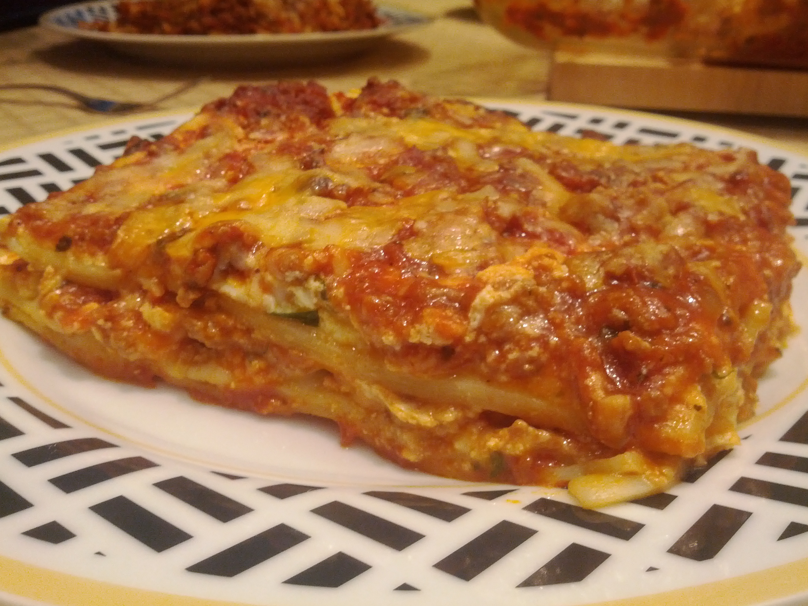 The world best lasagna | Chef Doru's Blog