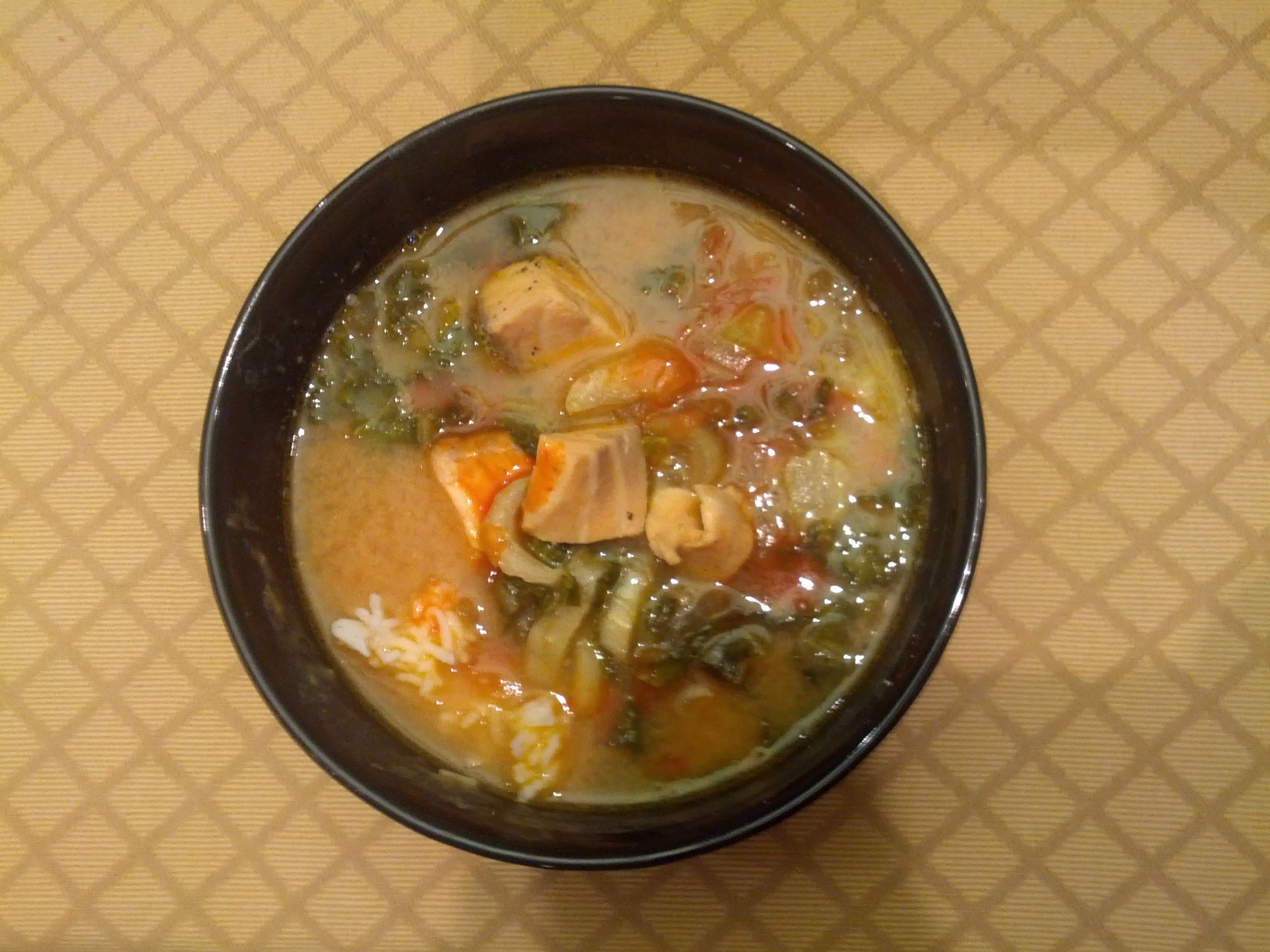 Sinigang – filipino salmon sour soup | Chef Doru's Blog