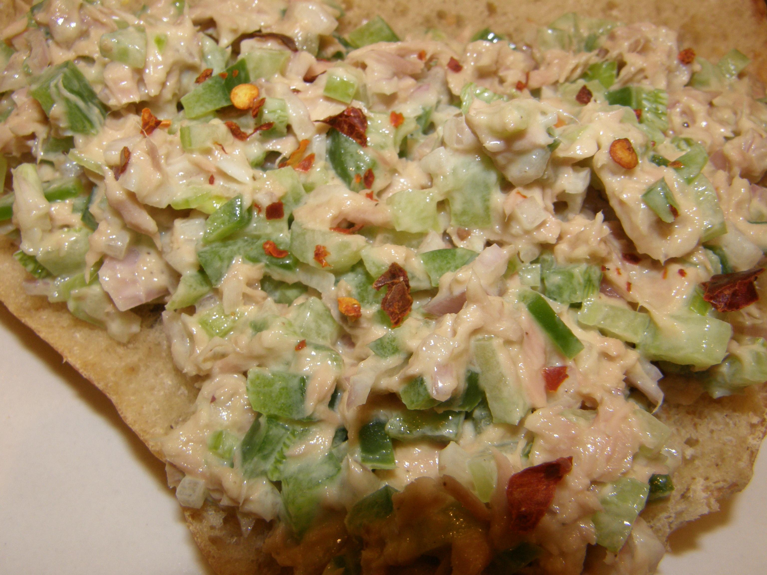 Tuna fish sandwich | Chef Doru's Blog
