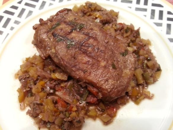 Pork chops with rosemary and garlic sauce | Chef Doru's Blog