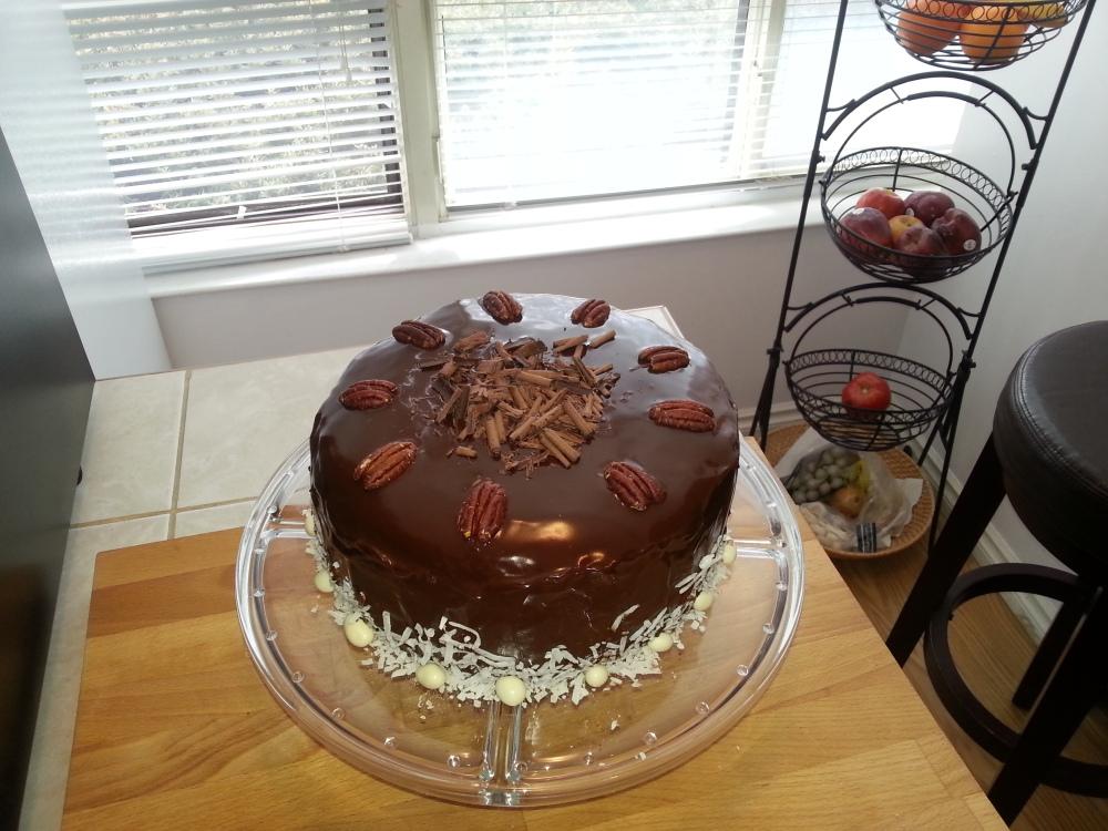 German cake (3/4)