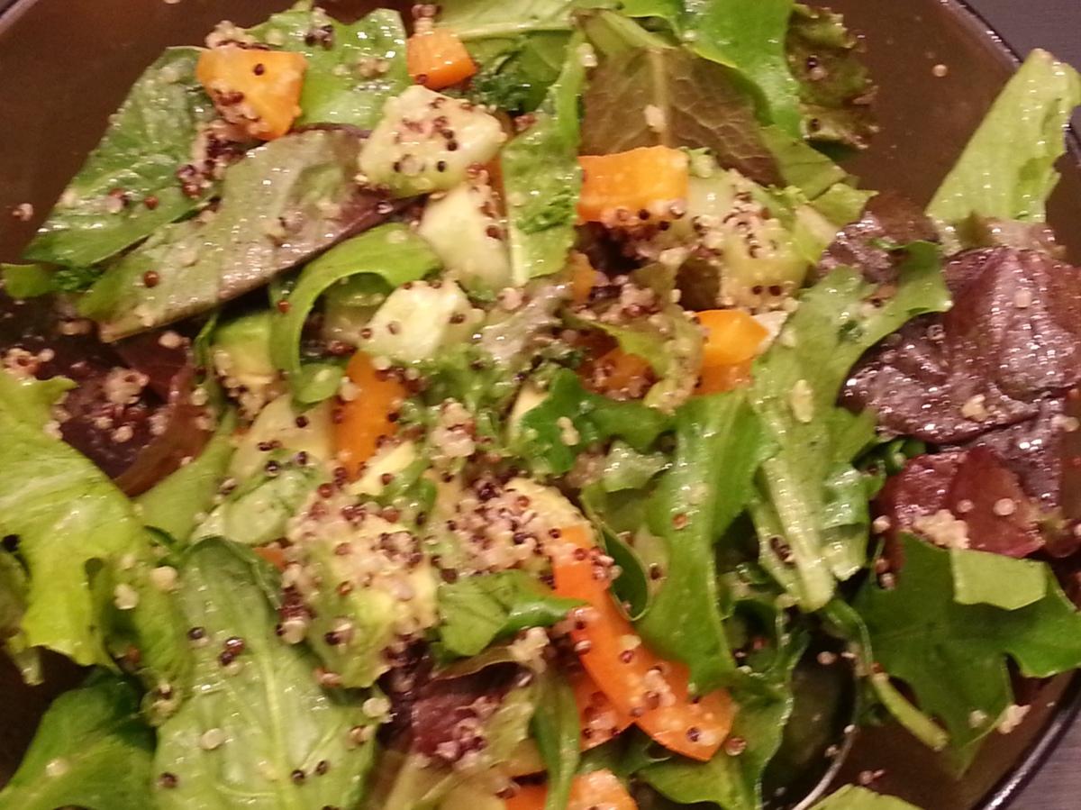 Quinoa salad-2