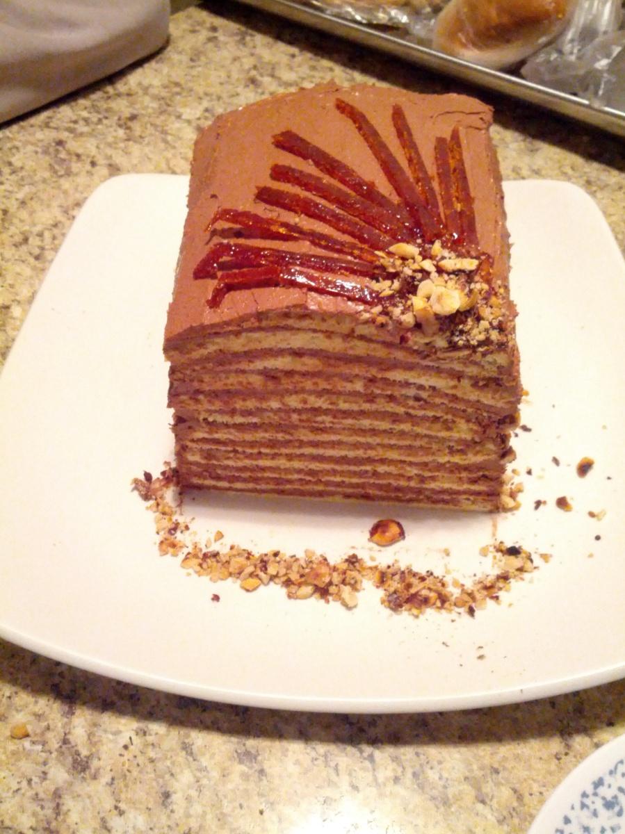 Dobos cake-2