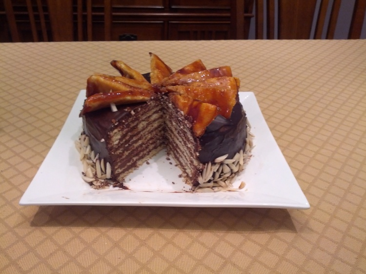 Dobos cake-3