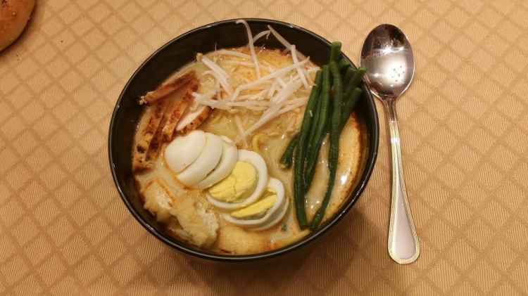 Curry Laksa Soup