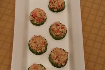 Crab salad snack-1