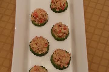Crab salad snack-1