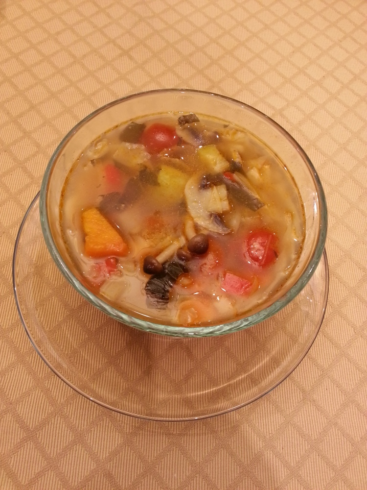 Cabbage soup-3