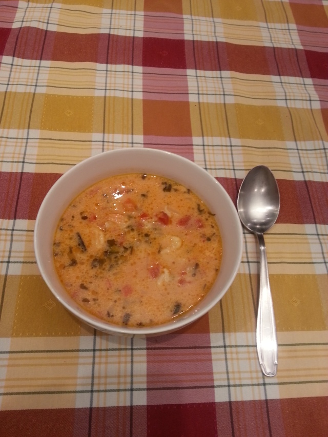 Brazilian Shrimp Soup-2