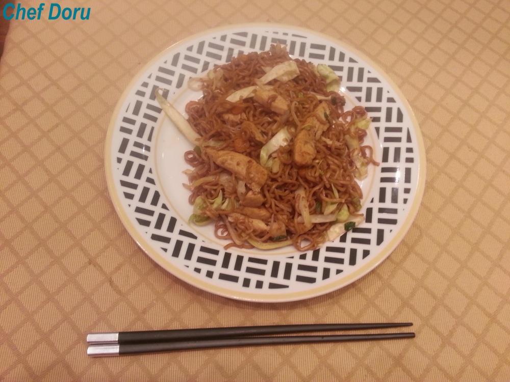 Yakisoba noodles (1/6)