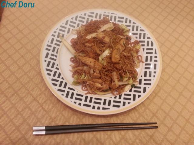 Yakisoba noodles-1